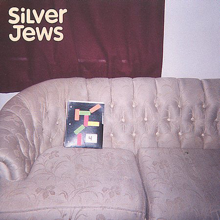 Silver Jews - Bright Flight LP