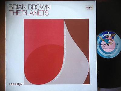 Brian Brown - The Planets