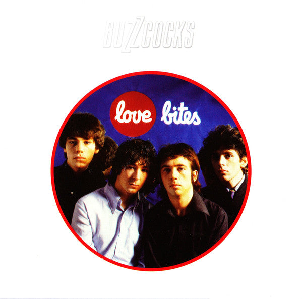 Buzzcocks - Love Bites LP