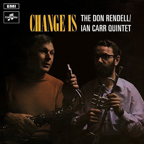 Don Rendell/Ian Carr Quintet - Change Is LP