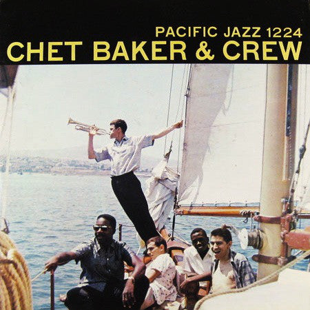 Chet Baker - And Crew LP