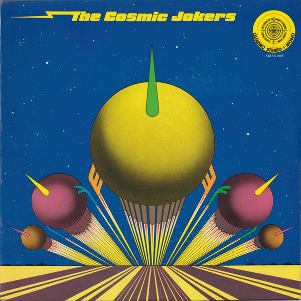 Cosmic Jokers - S/T LP