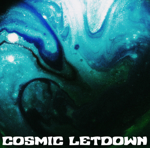 Cosmic Letdown - Venera LP