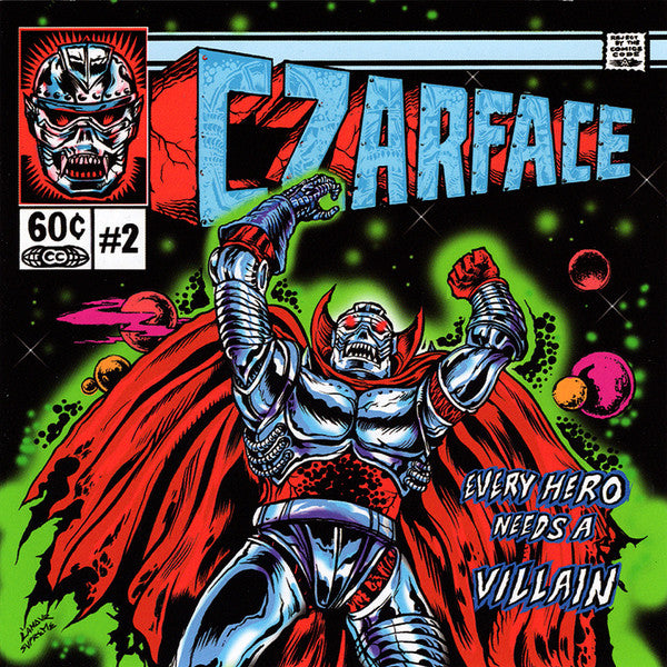 Czarface - Every Hero Needs A Villain 2LP
