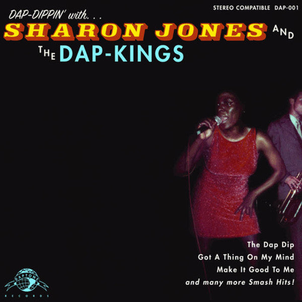 Sharon Jones & The Dap-Kings - Dap-Dippin' With... LP