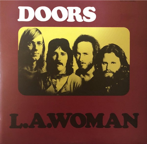 The Doors - L.A. Woman LP