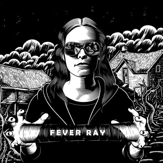 Fever Ray - S/T LP