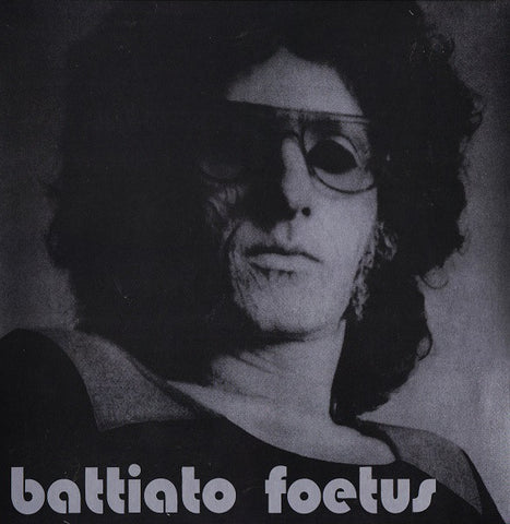Franco Battiato - Foetus LP