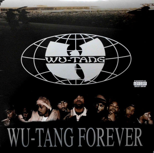The Wu-Tang Clan - Wu-Tang Forever 4LP