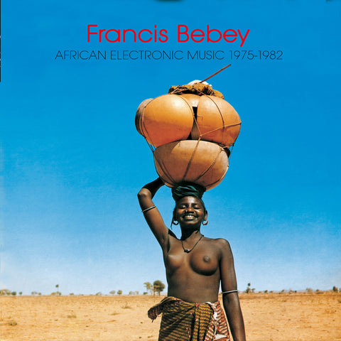 Francis Bebey - African Electronic Music