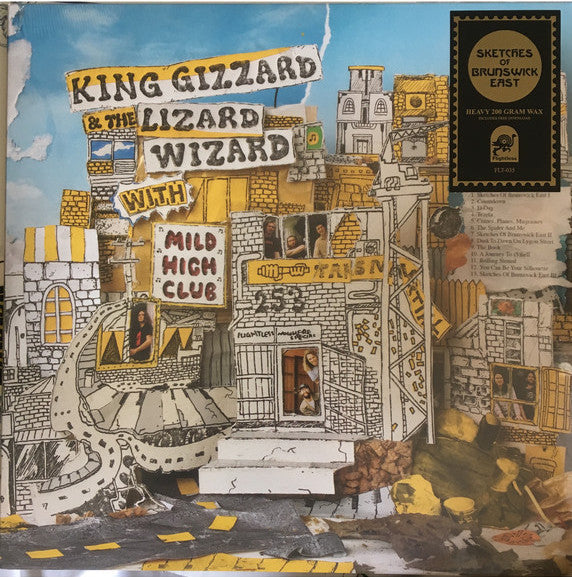 King Gizzard and the Lizard Wizard/Mild High Club - Sketches Of East Brunswick