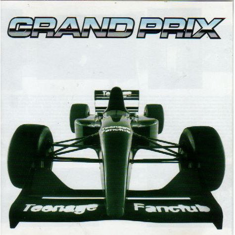 Teenage Fanclub - Grand Prix LP