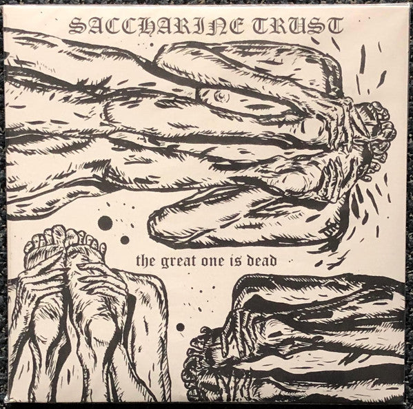 Saccharine Trust - The Great One Is Dead 2LP