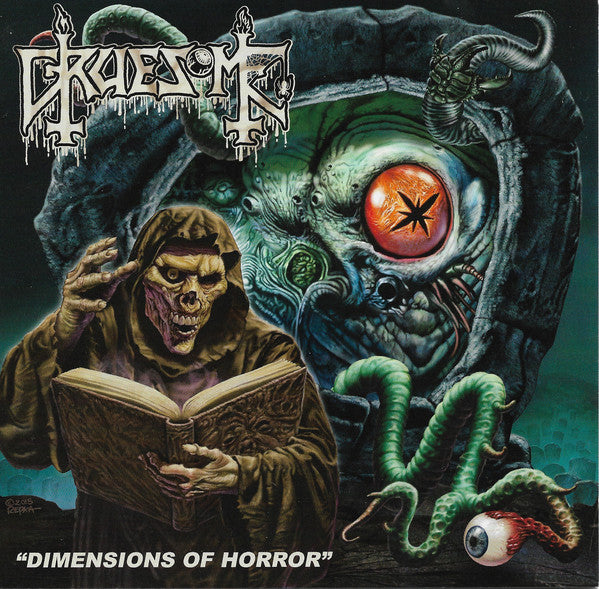 Gruesome - Dimensions In Horror LP