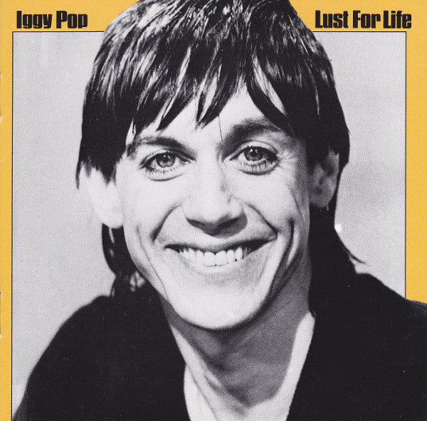 Iggy Pop - Lust For Life LP