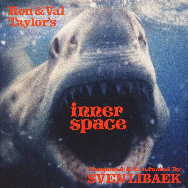 Sven Libaek - Inner Space soundtrack LP