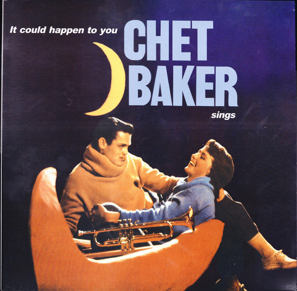 Chet Baker - Sings It Could Happen To You LP