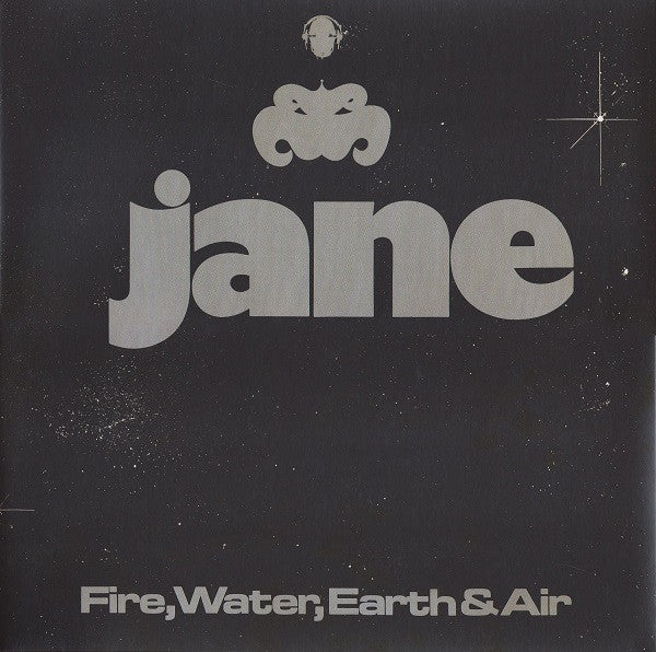 Jane - Fire, Water, Earth & Air LP