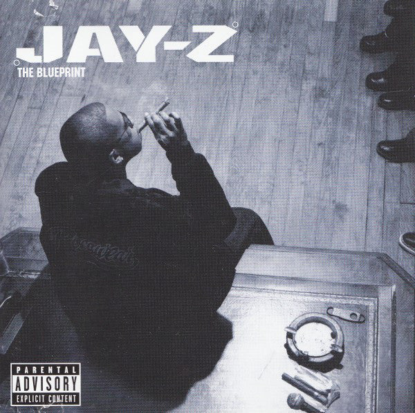 Jay-Z - The Blueprint 2LP