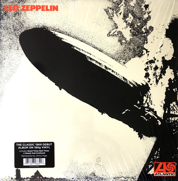 Led Zeppelin - Led Zeppelin (1) LP