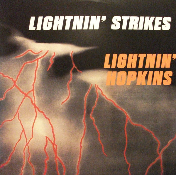 Lightnin' Hopkins - Lightnin' Strikes LP