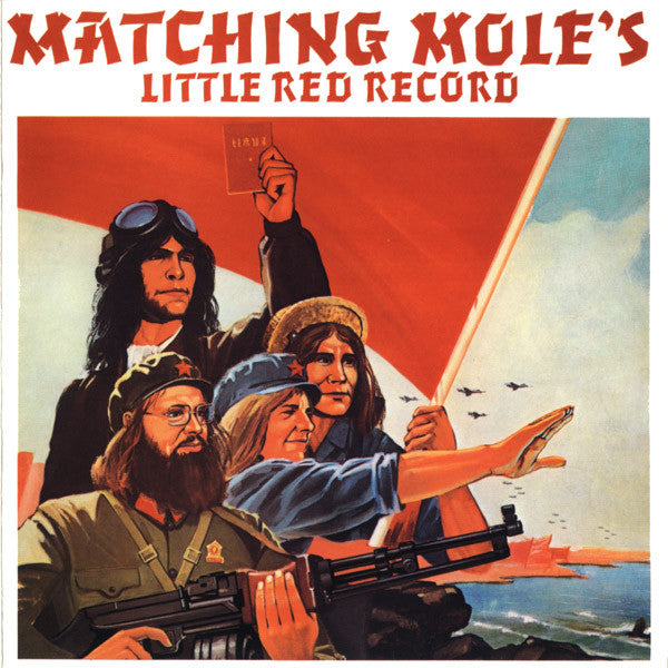 Matching Mole - Little Red Book LP