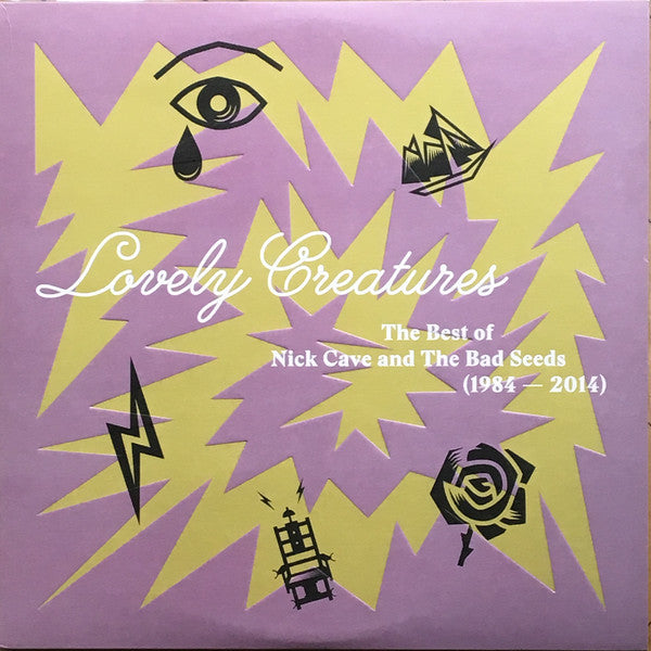 Nick Cave and the Bad Seeds - Lovely Creatures (Best Of 1984 - 2014) 3LP