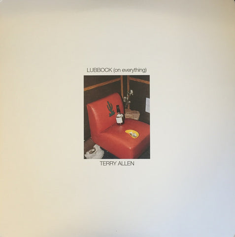 Terry Allen - Lubbock (On Everything) 2LP