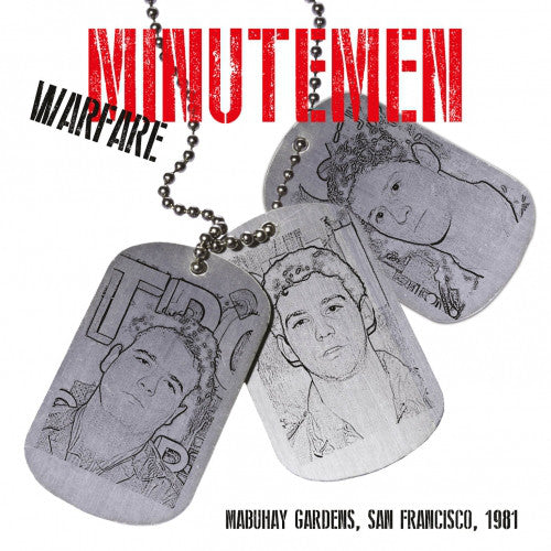 Minutemen - Warfare LP