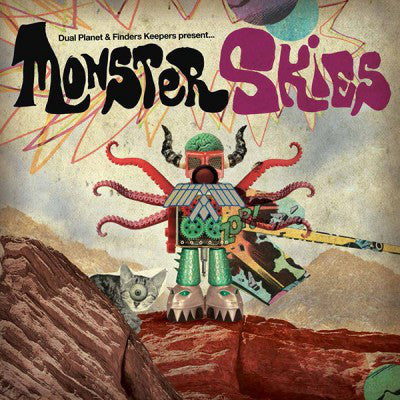 Various - Monster Skies LP