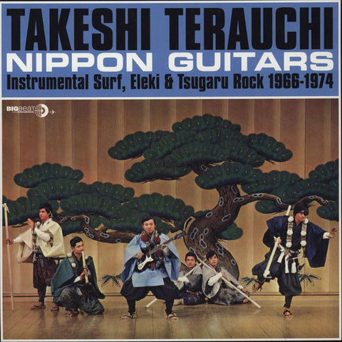 Takeshi Terauchi - Nippon Guitars LP