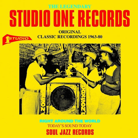 Various - Legendary Studio One Records