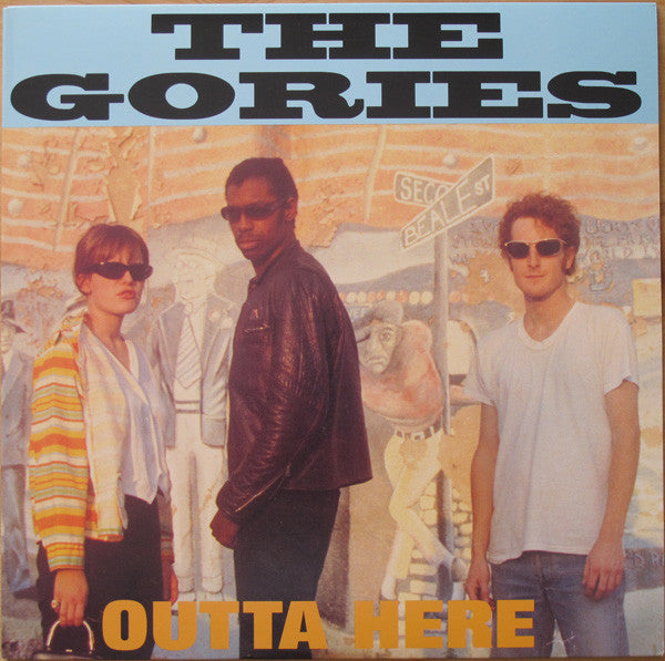 The Gories - Outta Here LP
