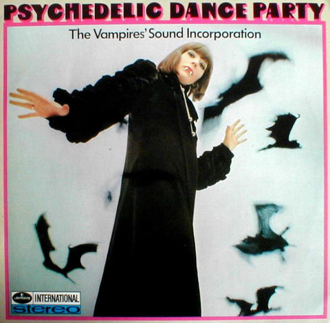Siegfried Schwab & Manfred Hubler - Psychedelic Dance Party