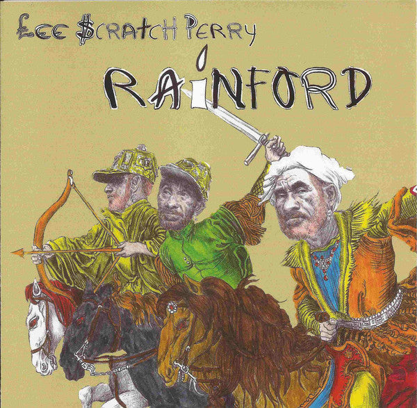 Lee 'Scratch' Perry - Rainford LP