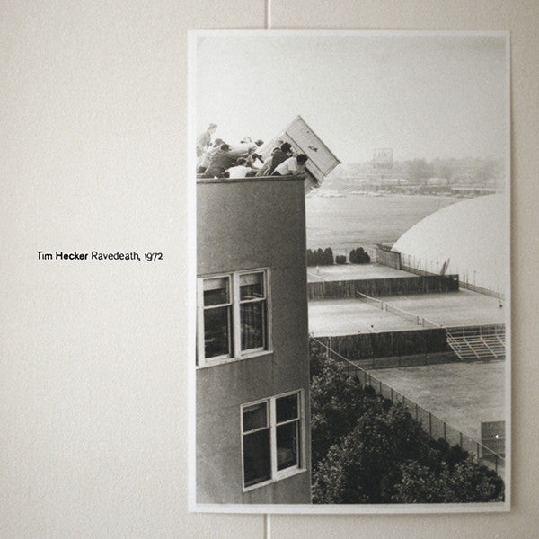 Tim Hecker - Ravedeath, 1972 2LP