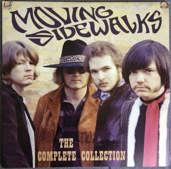 Moving Sidewalks - The Complete Collection 2LP