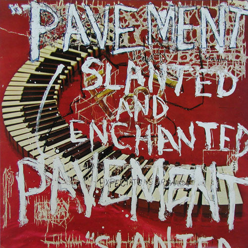 Pavement - Slanted & Enchanted LP