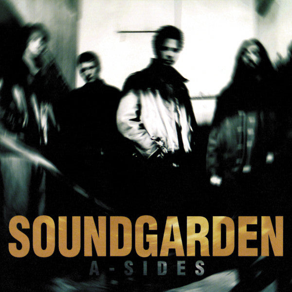 Soundgarden - A Sides 2LP