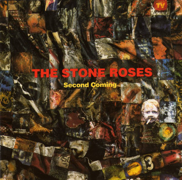 Stone Roses - Second Coming 2LP