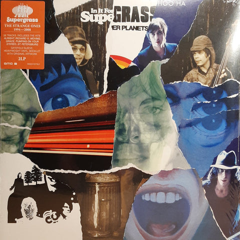 Supergrass - The Strange Ones 1994-2008 2LP