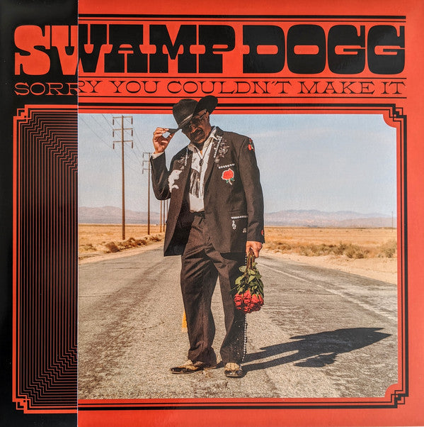 Swamp Dogg - Sorry You Couldn't Make It LP + 7""