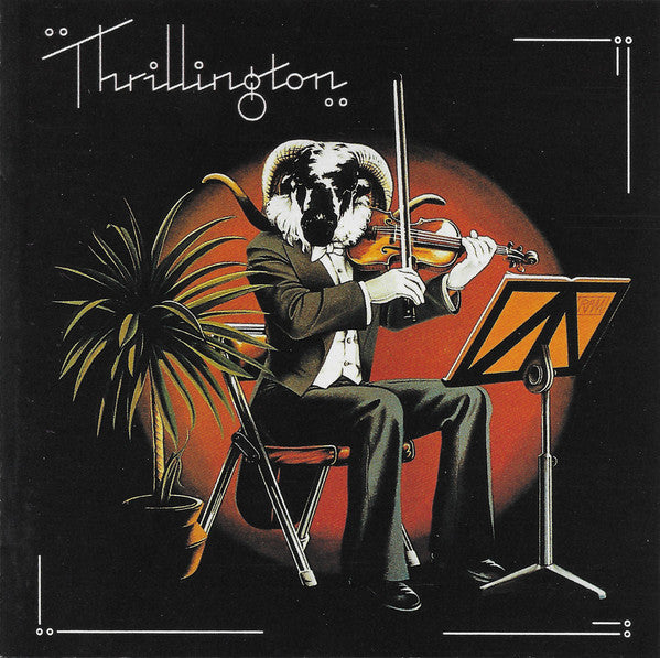 Percy 'Thrills' Thrillington - Thrillington LP