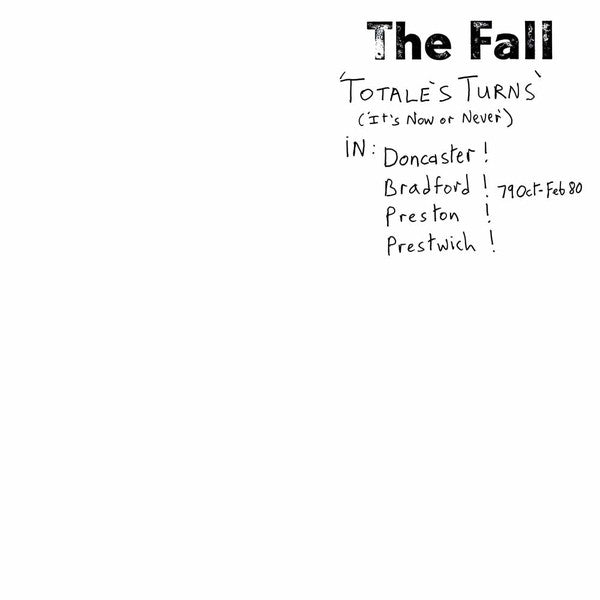 The Fall - Totale's Turn (It's Now Or Never) LP