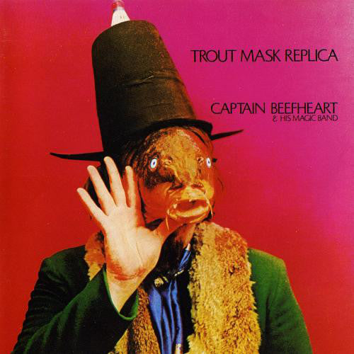 Captain Beefheart - Trout Mask Replica 2LP