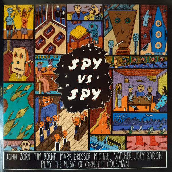 John Zorn - Spy Vs. Spy LP