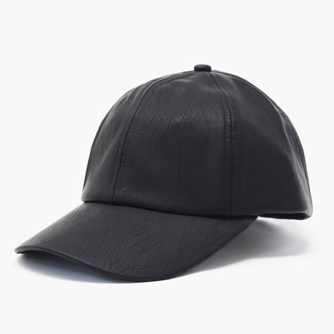 Vegan BB Cap Black