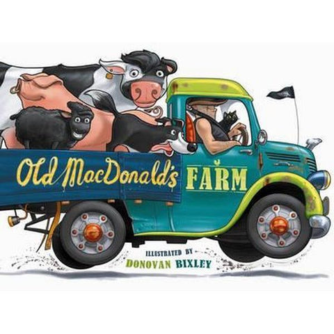 Old Macdonalds Farm Broadbook