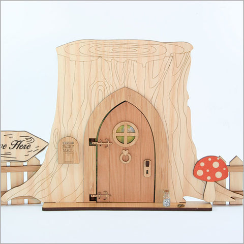 Crystal Ashley -Fairy Door Kit