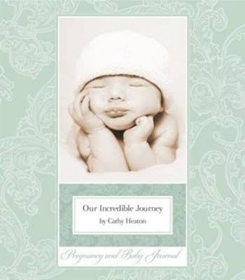 Our Incredible Journey Pregnancy and Baby Journal